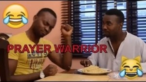 Video: PRAYER WARRIOR (EAGLE
